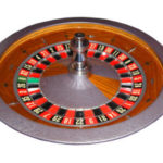 all the numbers on a standard roulette wheel add up to what number